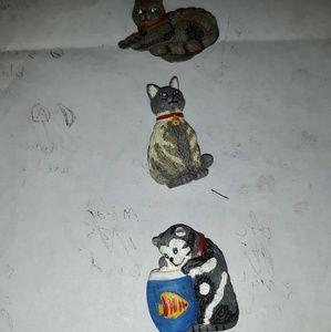 Jewelry - 3 Cats